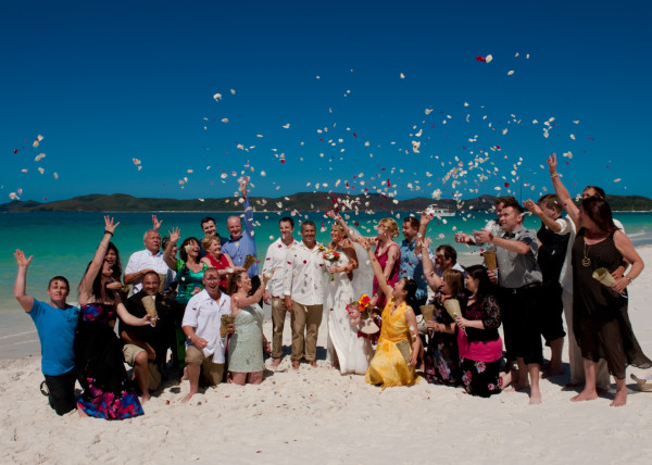 Whitehaven Beach Wedding Photography