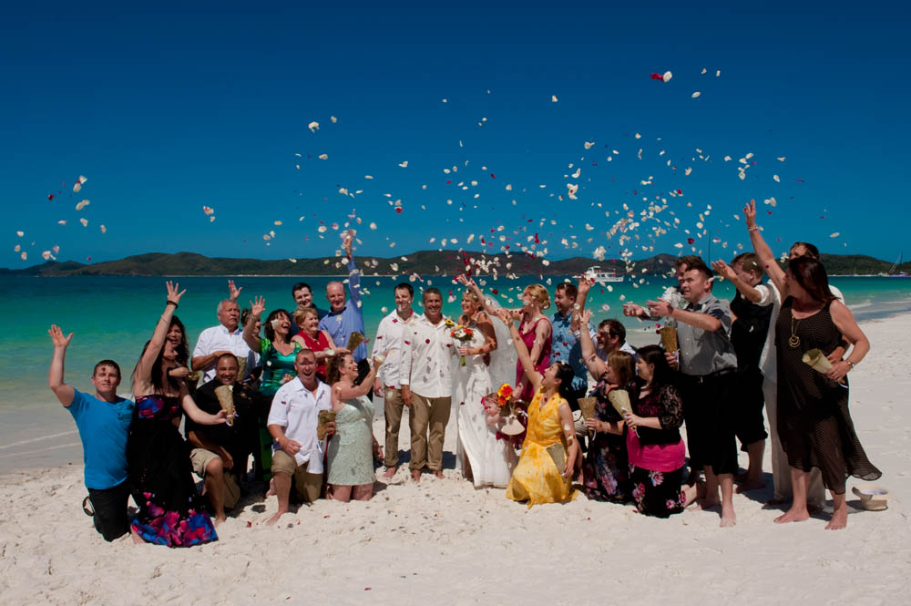 Whitehaven Beach Wedding Photographer
