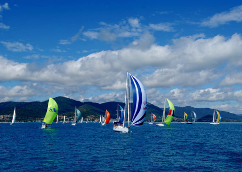 Airlie Beach Race Week Photography