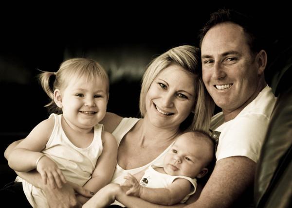 Whitsunday family photography